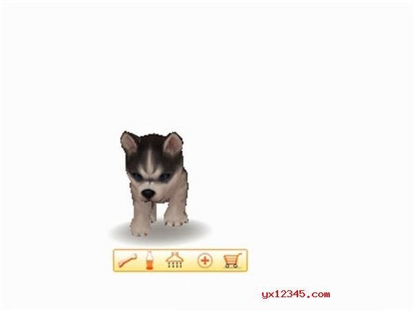 3D桌面宠物狗宝贝_3D桌面电子宠物狗软件