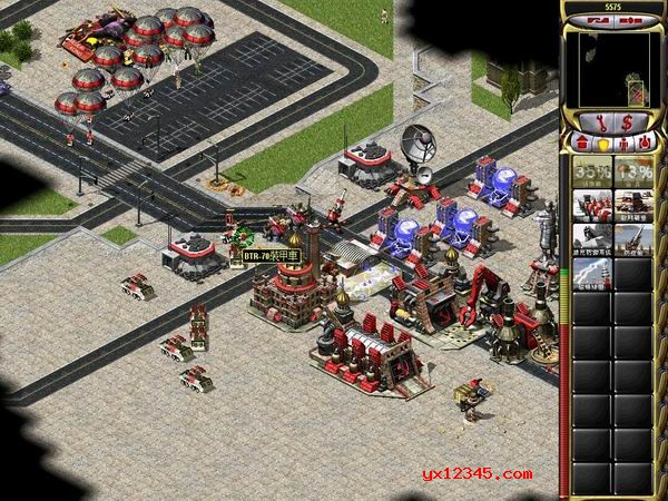 红警2尤里的复仇精彩游戏画面截图1