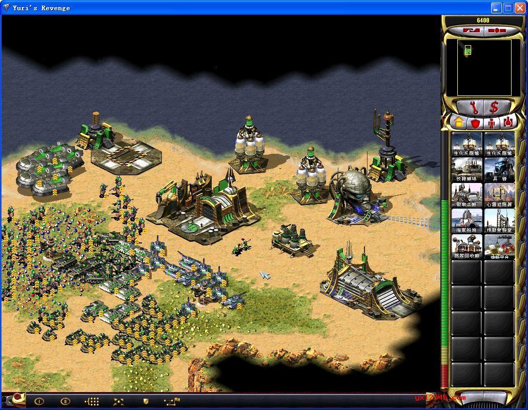 红警2尤里的复仇精彩游戏画面截图2