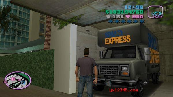 侠盗飞车罪恶都市存档解锁后的游戏界面二