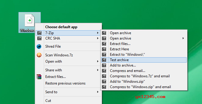 Easy 7-Zip中文版_7zip压缩解压软件的增强版本