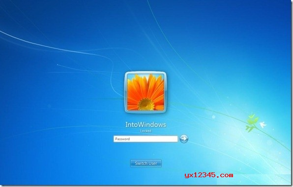 从CD / DVD引导开机进系统就可以绕过密码登录了