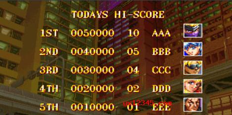 电神魔傀2街机版游戏说明