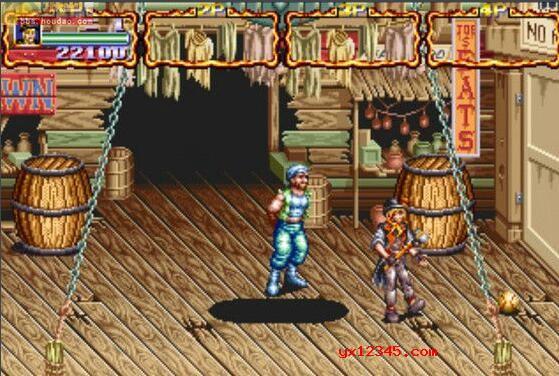 铁钩船长精彩游戏界面截图二