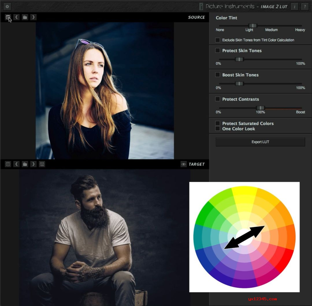 不要将图像的黑边与画面内的水印LOGO截取到图像内