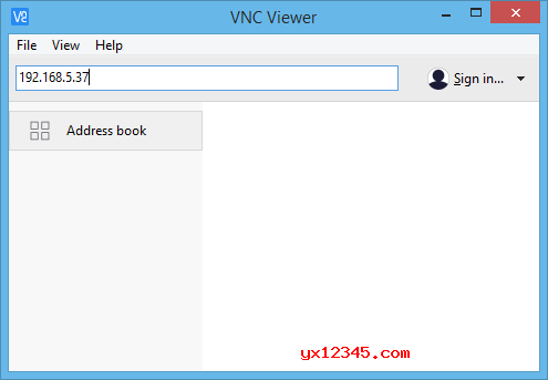 VNC Viewer汉化版使用方法