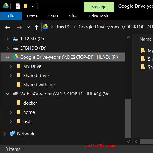 支持以本地文件访问远程文件