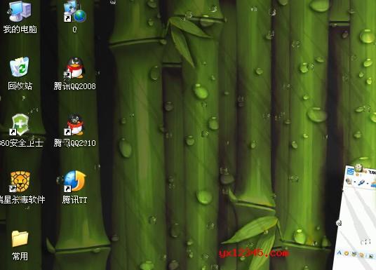 Rainy Screensaver下雨屏保_逼真的桌面下雨动态屏保