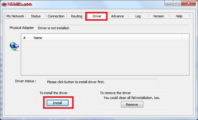 virtual dual nic虚拟网卡驱动安装教程
