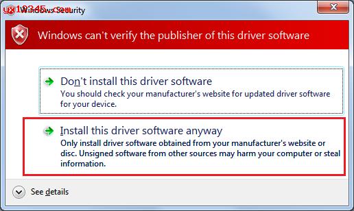 安装程序能弹出一个窗口并扫描可以使用的IP地址