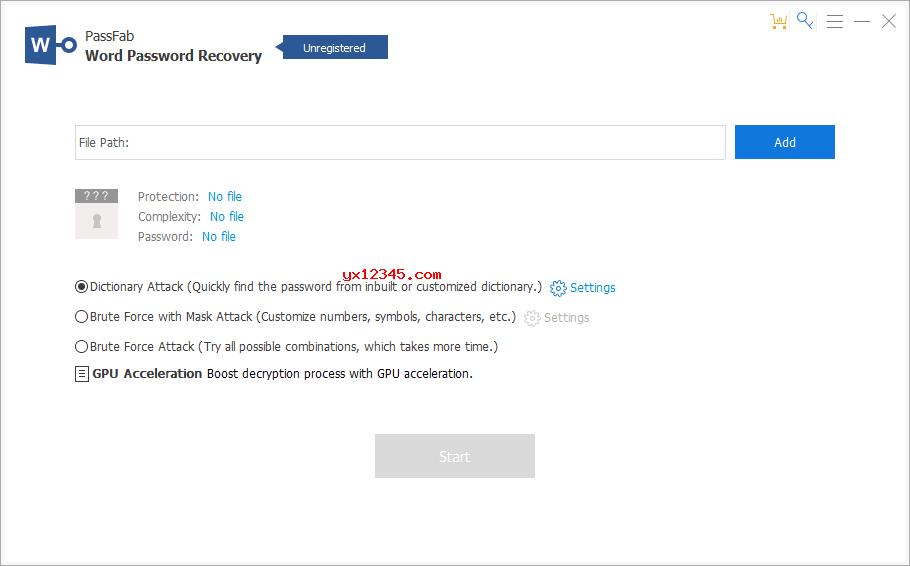 破解word文档密码软件_passfab word password recovery