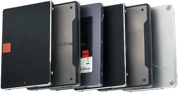 SSD固态硬盘照片