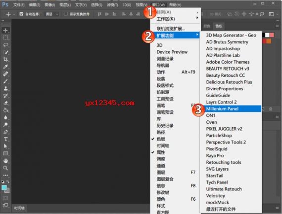 只要电脑里安装有Adobe Extension Managers,您只需双击即可。
