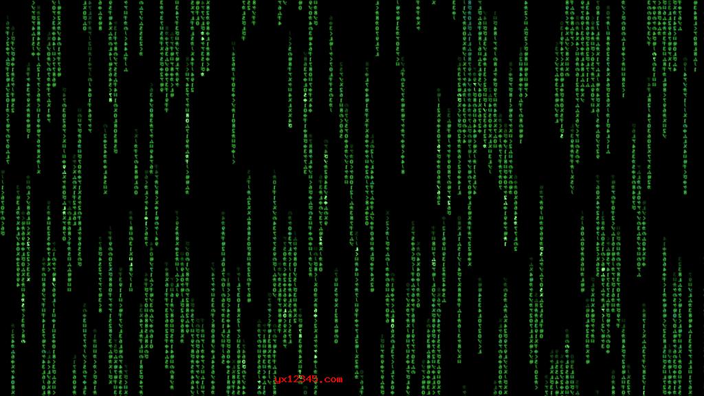 黑客帝国矩阵数字雨屏保_Matrix Screensaver