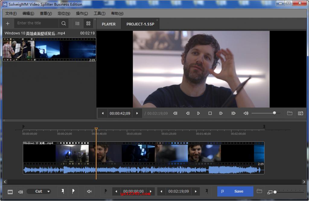 截视频、剪切视频软件_SolveigMM Video Splitter