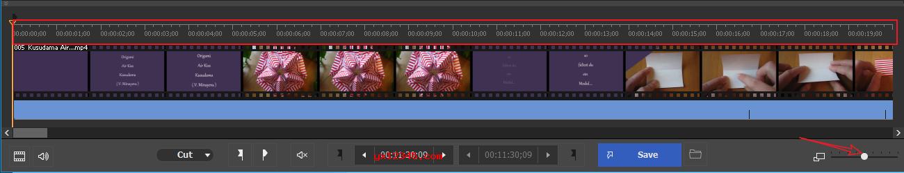 打开SolveigMM Video Splitter软件,选择需要裁剪的音视频文件