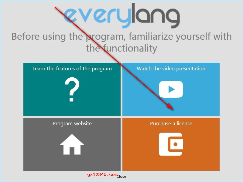 EveryLang翻译软件使用方法