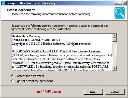 Hasleo Data Recovery V4.5 破解版破解方法