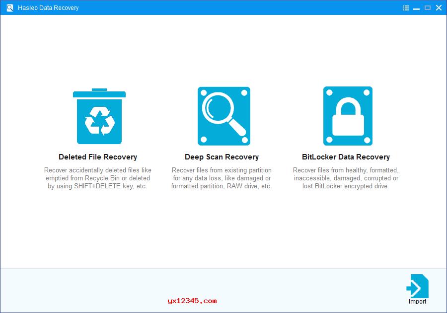 Hasleo Data Recovery恢复文件教程