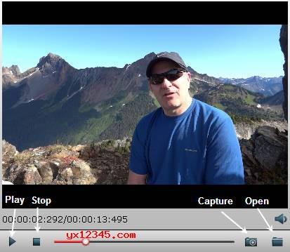 导入后,所有视频文件都将在程序中列出。您可以通过双击或选中其中一个来预览导入的电影文件