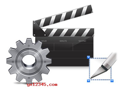支持分割合并MXF视频