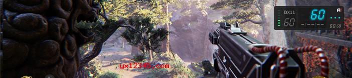 """打开mirillis action绿色中文破解版,将录制模式为""""游戏与应用程序""""。"""