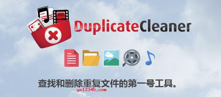 Duplicate Cleaner的软件海报