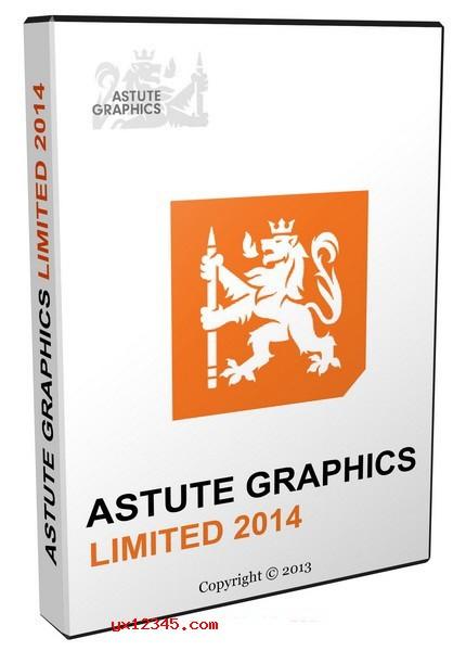 Astute Graphics插件合集盒装海报