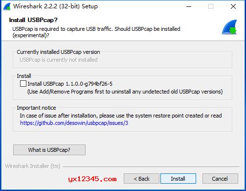 最后点击《Install》按钮开始正式安装。