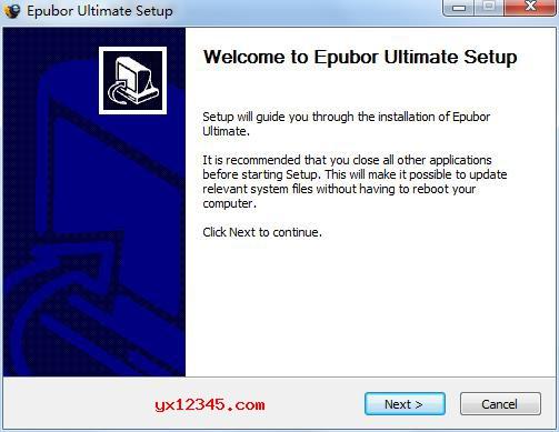 epubor ultimate破解中文版安装方法