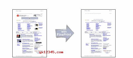 支持缩放页面打印