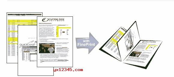 支持自定义打印信件