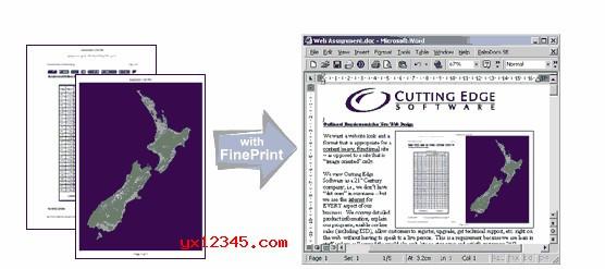 支持从所有应用程序中获取水印与自定义页眉页脚信息