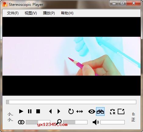 stereoscopic player中文破解版_3D电影播放器