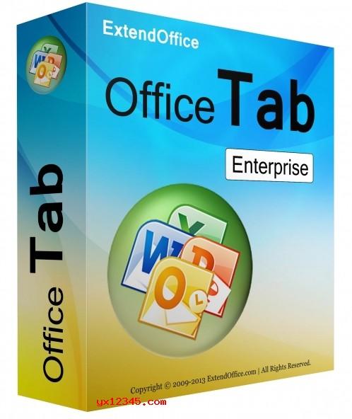 Office Tab盒装照片
