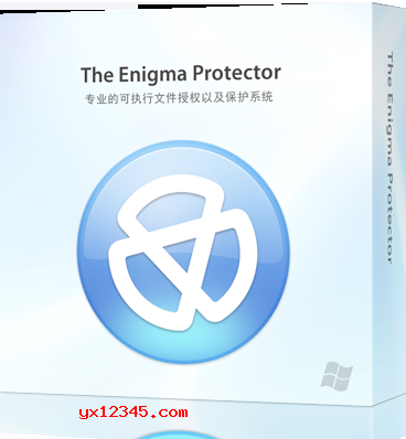 The Enigma Protector海报