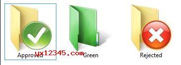 容易整理文档与文件夹