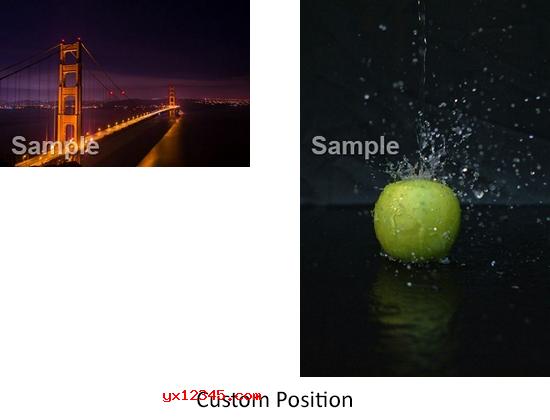 uMark图片水印软件使用说明