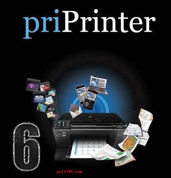 priPrinter 6海报