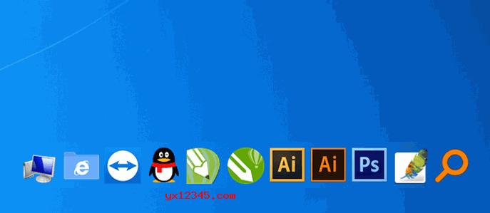 酷点桌面美化软件+软媒桌面绿色版打包下载