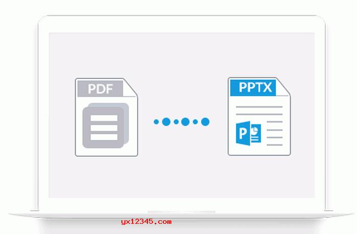 pdf转ppt海报