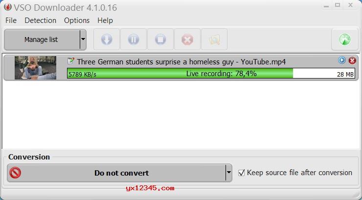 vso downloader下载能网页视频教程