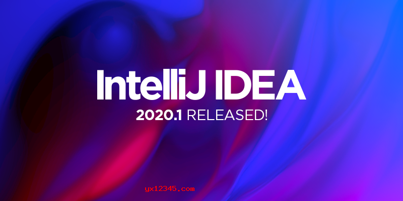 IntelliJ IDEA2020海报