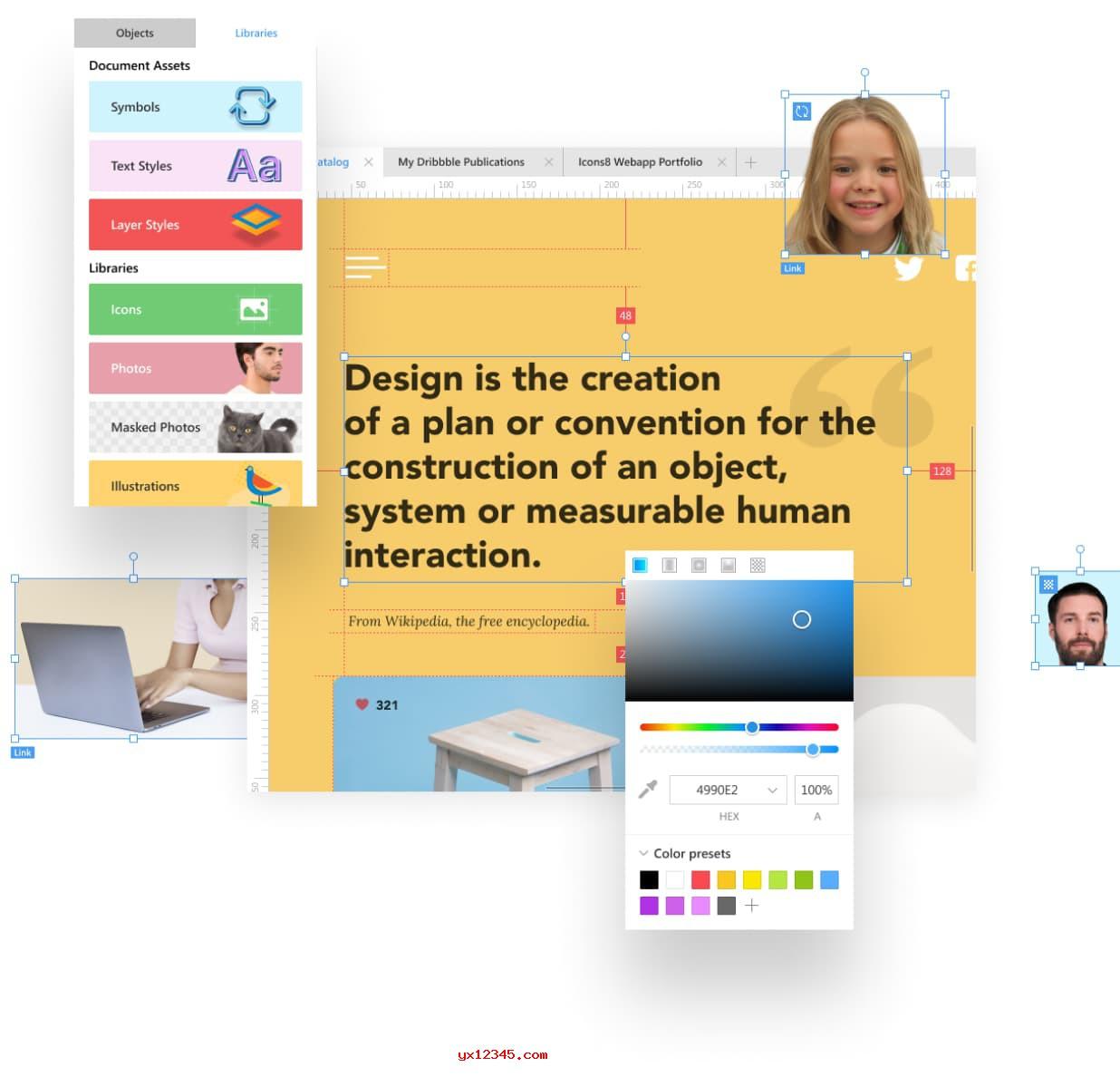 Lunacy软件海报