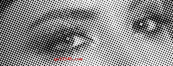 矢量马赛克与半色调效果展示