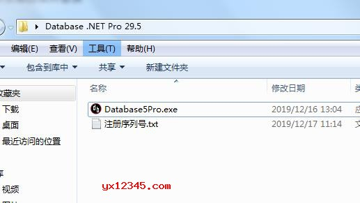 Database .NET中文破解版安装教程