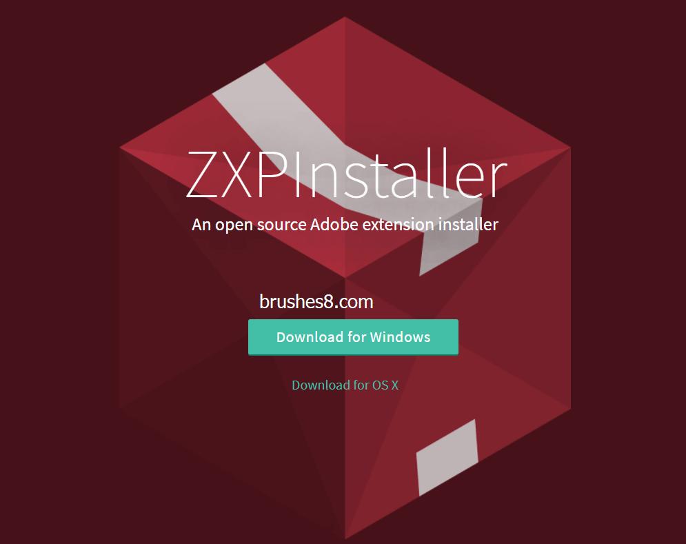 zxpinstaller_ZXP文件安装软件_代替Adobe Extension Manager