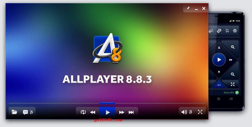 allplayer中文版_免费视频音频播放器_支持自动下载字幕