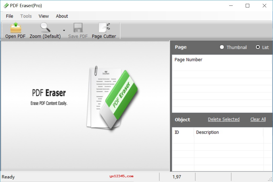 pdf eraser破解版_PDF橡皮擦、批量删除PDF文件中不要的部分内容