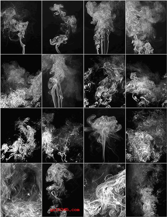 烟雾、火焰、燃烧效果3